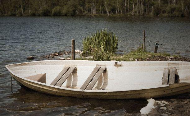 Suurin osa hukkumiskuolemista liittyy pieniin soutuveneisiin.