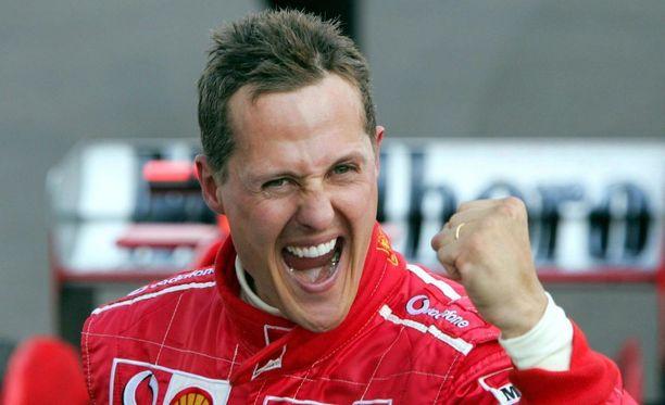 Michael Schumacher voitti viimeisimmällä mestaruuskaudellaan myös Unkarin GP:n.