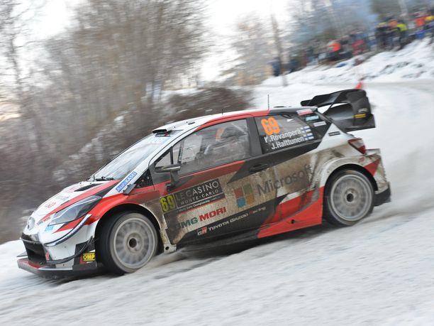 Kalle Rovanperä toivoo, että Ruotsin MM-ralli ajettaisiin lumella.
