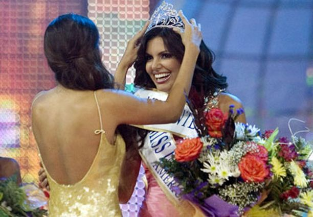 Hannelly Quintero on uusi Miss Intercontinental.