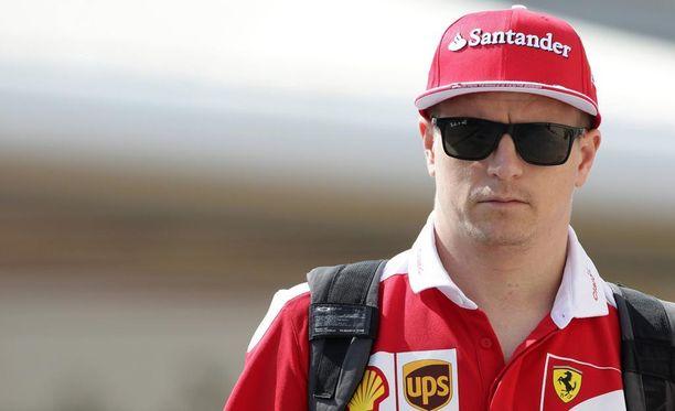 Kimi Räikkönen ei ole tyytyväinen kauden 2016 saavutuksiin.