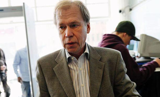 Timo Seppälän mukaan saksalaisdokumentin tiedot ovat huolestuttavia.