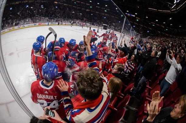 Montreal Canadiensin historia on täynnä menestystä. Seura on voittanut 24 Stanley Cupia.