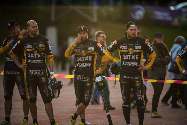 KPL:n viime kausi päättyi hopeaan.