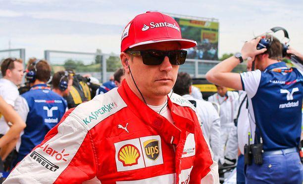 Missä ja milloin Kimi Räikkönen nappasi uransa ensimmäisen F1-voiton?