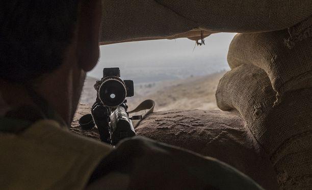 Lapuan patruunoilla on hallussaan kaikkein kauimpaa ammuttu, varmistettu tarkka-ampujatappo.