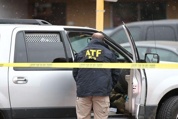 Myös FBI ja ATF saapuivat tapahtumapaikalle auttamaan tutkinnassa. Kuvituskuvaa.