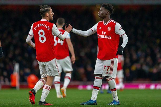 Arsenal jatkaa harjoittelua ensi viikolla.