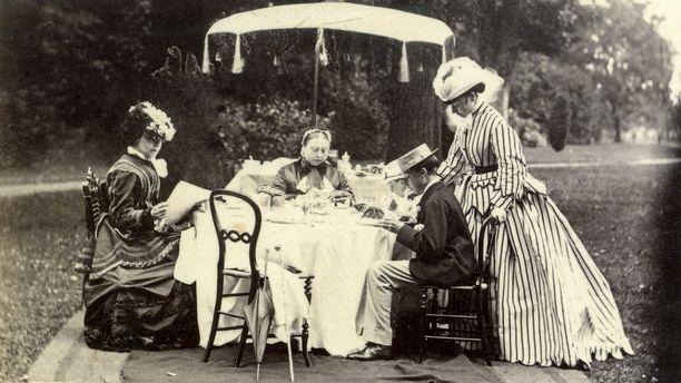 Kuningatar Viktoria Lapset
