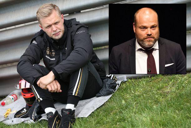 Kevin Magnussen on tuntenut Anders Holch Povlsenin jo vuosia.