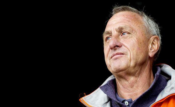 Johan Cruyff sairastaa keuhkosyöpää.