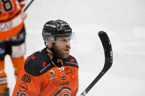 Filip Riska on kolminkertainen Suomen mestari.