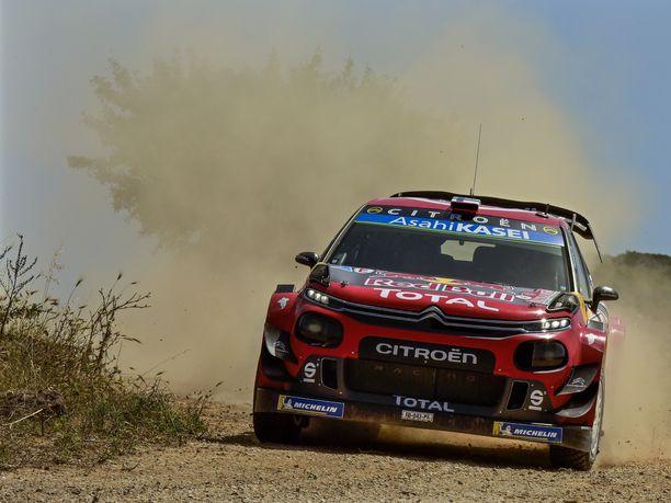 Sardinian rallin perjantaipäivä sujui Esapekka Lapin osalta vaihtelevasti, mutta suomalaiskuljettajan vauhti löytyi päivän loppua kohden, kun Citroënin C3-auto saatiin kuntoon.