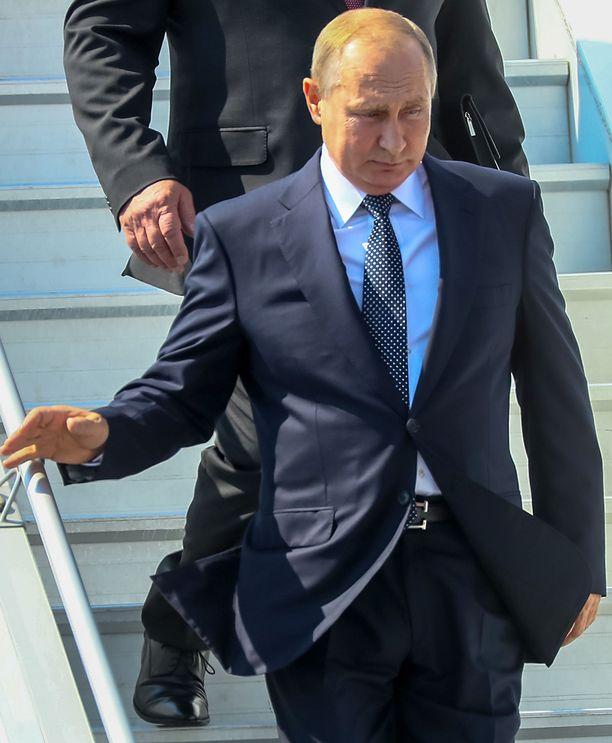 Venäjän presidentti Vladimir Putin on vieraillut useasti Suomessa. Kesällä 2018 hän saapui Helsinkiin tapaamaan Yhdysvaltain presidentti Donald Trumpia ja tasavallan presidentti Sauli Niinistöä.