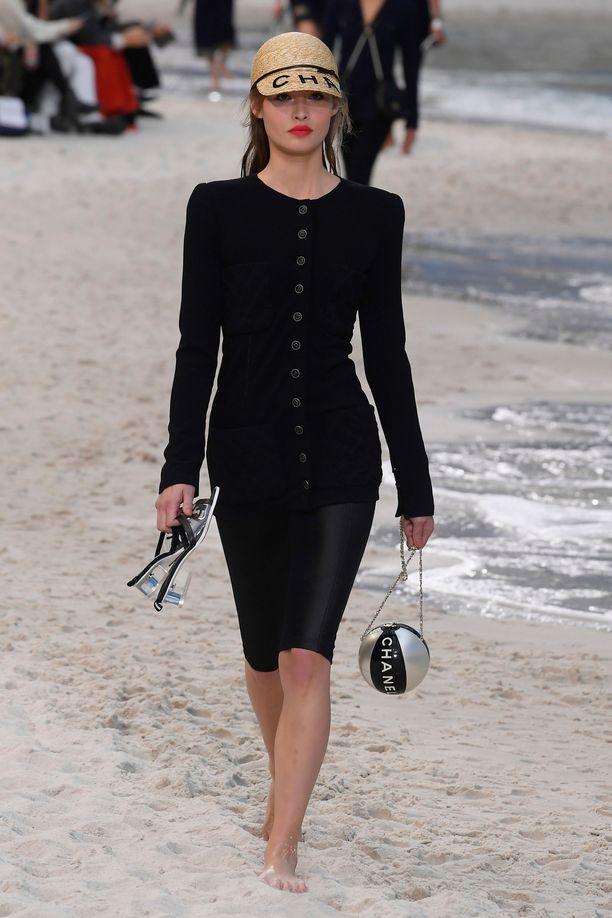 Jopa Chanel on innostunut trendistä.