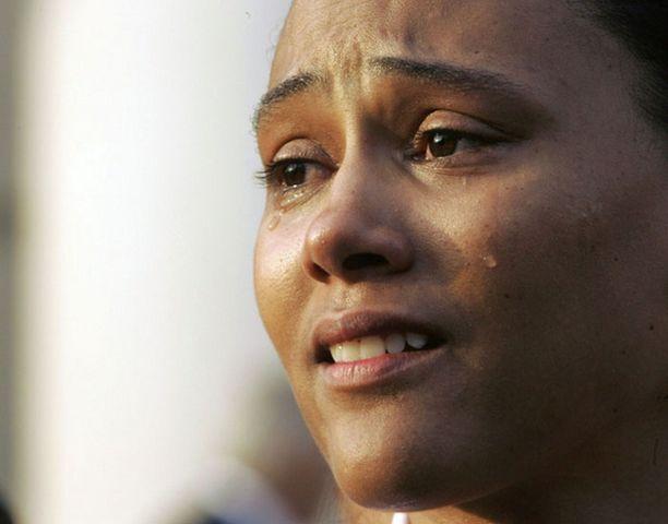 Marion Jonesin tunteet nousivat pintaan dopingskandaalin aikana.