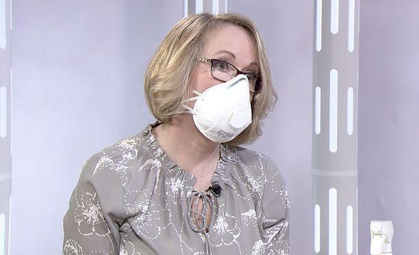 Petra Haglund työskentelee nykyisin lähihoitajana.