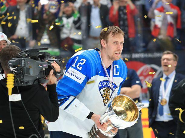Marko Anttila on uusi kansallissankari.