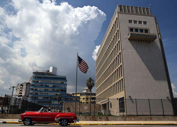 Yhdysvaltain Kuuban suurlähetystön työntekijät ovat kärsineet mystisistä kuulo-oireista.