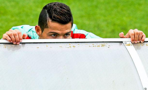 Cristiano Ronaldolta odotetaan enemmän.