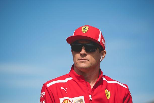 Kimi Räikkönen sai lähes täyden kympin Sky Sportsilta.
