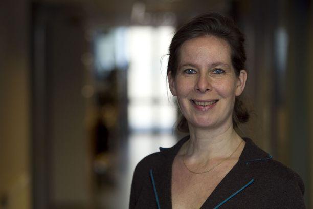 Hanna Nohynek, LT Erikoistutkija ja rokotusturvallisuuslääkäri.
