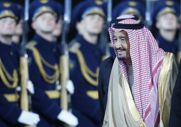 Kuningas Salman täyttää tänä vuonna jo 82 vuotta ja vallanvaihto hänen pojalleen on täydessä käynnissä. Salman on hallinnut maata vasta alle kaksi vuotta.
