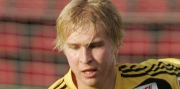 Jussi Aalto teki kuudesta maalistaan peräti viisi kesäkuun aikana.