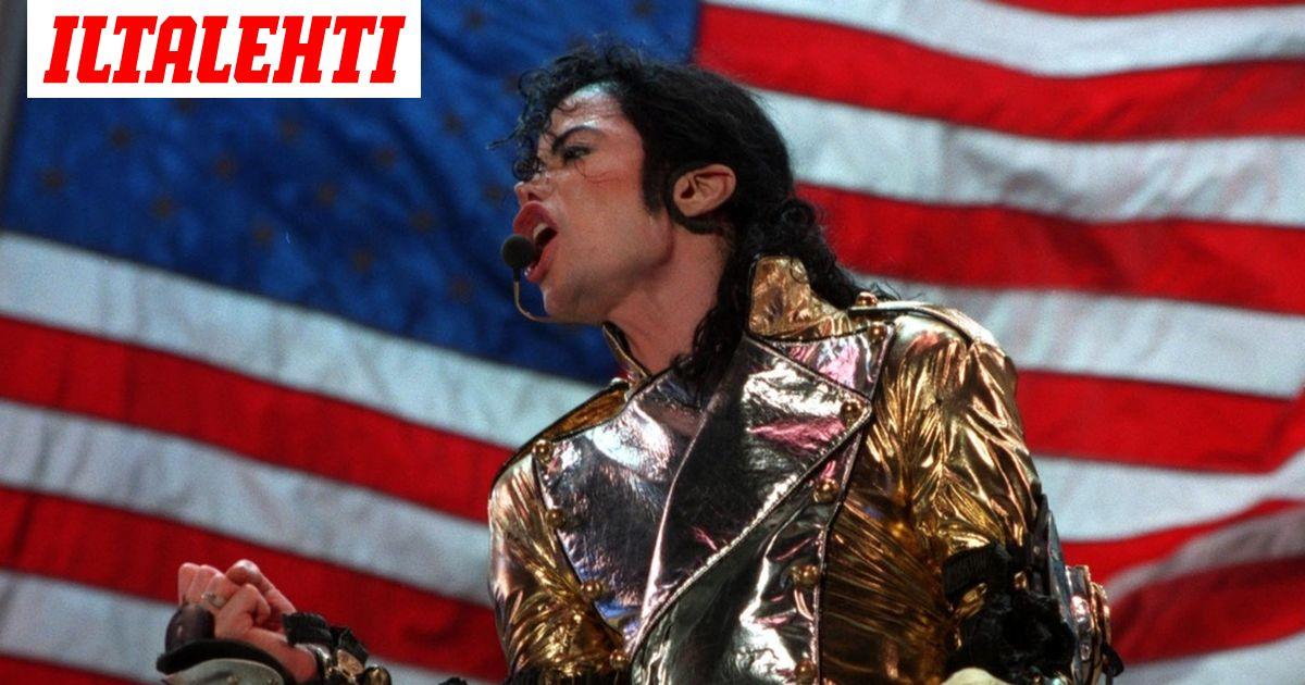 Michael Jackson Suomessa