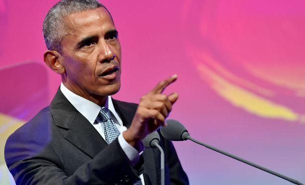 Barack Obaman mielestä Iranin ydinsopimuksen hylkääminen on USA:n osalta karmaiseva virhe.