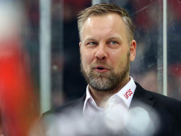 Mikko Manner tienasi viime vuonna lähes 200000 euroa.