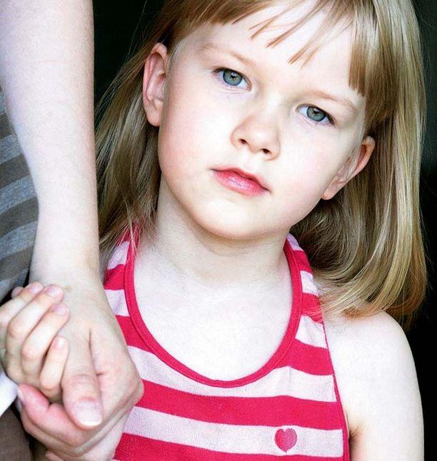 Tartunta? Kiialla, 5, on ollut lieviä influenssaoireita.