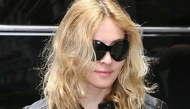 Madonna jätti rohkeita viestejä miesystävälleen 90-luvun alussa.