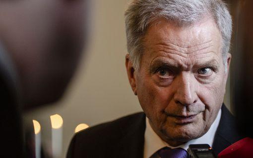 """Presidentti Niinistö koronakriisistä MTV:llä: """"Kaikki oireelliset pitäisi saada testiin"""""""