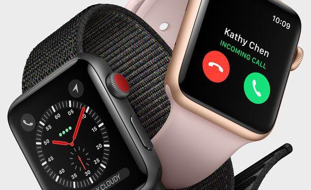 Joukkokanteen mukaan kaikissa Apple Watch kelloissa on valmistusvirhe.