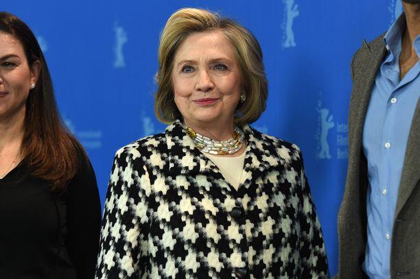 Hillary Clinton jäi toiseksi Yhdysvaltain presidentinvaaleissa vuonna 2016.