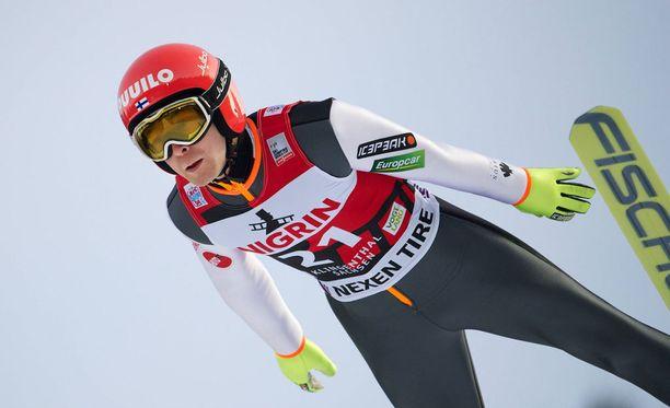 Jarkko Määttä selvitti Oberstdorfin karsinnan.