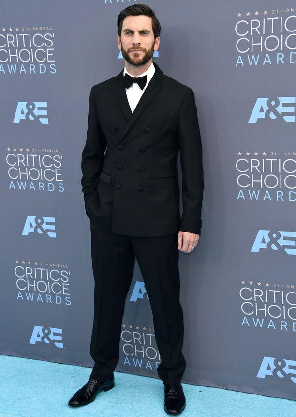 Wes Bentley on ehdolla American Horror Storyssa tekemästään roolista.