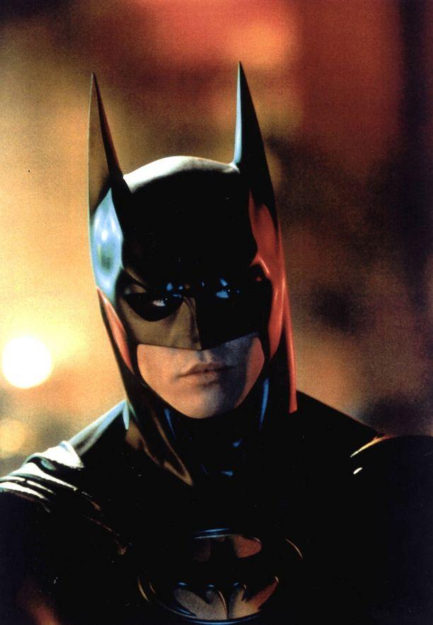 Val Kilmerin Batman-ura jäi yhden elokuvan mittaiseksi.