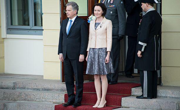 Sauli Niinistö ja Jenni Haukio vierailevat Yhdysvalloissa syyskuussa juhlistamassa satavuotiasta Suomea.