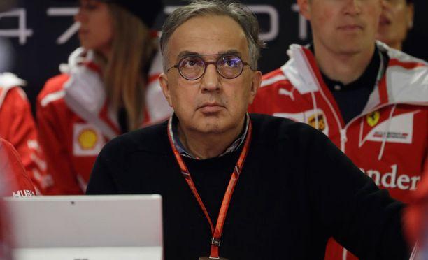 Sergio Marchionne uhkaa viedä Ferrarin ulos F1-sarjasta.