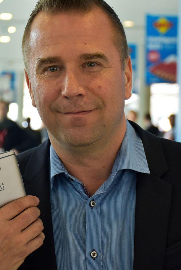 Kiinalaisen Oneplussan kehitysjohtaja on entinen Nokia-työntekijä Juha Rytkönen.
