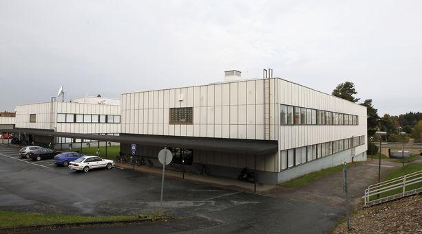 Kainuun ammattiopisto oli mukana hankkeen toteuttamisessa.
