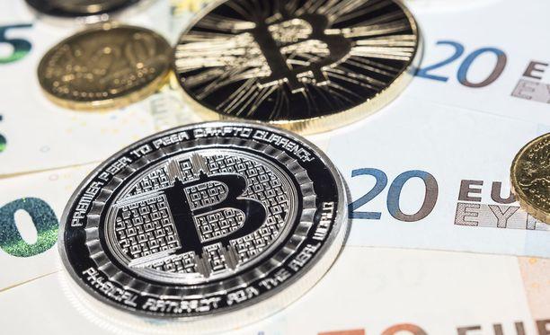 Monet epäilevät bitcoin-kuplan poksahtavan ennemmin tai myöhemmin. Kuvituskuva.