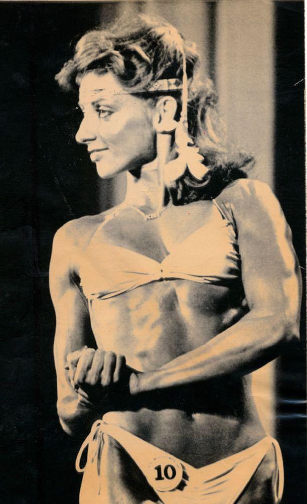 Kike Elomaa voitti Ms. Olympian vuonna 1981.