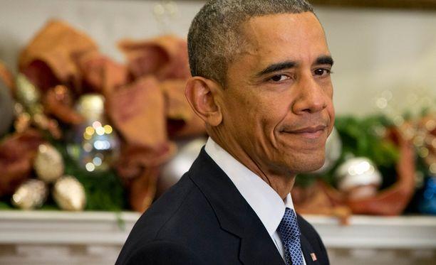 Barack Obama toivoo USA:n nuorisolta malttia ja sitkeyttä.