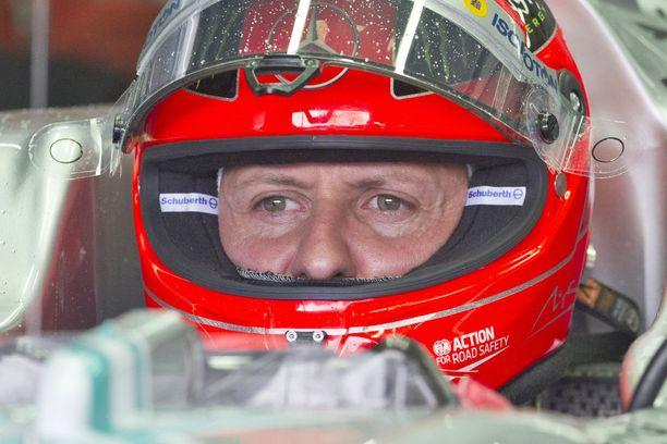 Lasketteluonnettomuudessa loukkaantuneen Michael Schumacherin kunto on julkinen mysteeri.