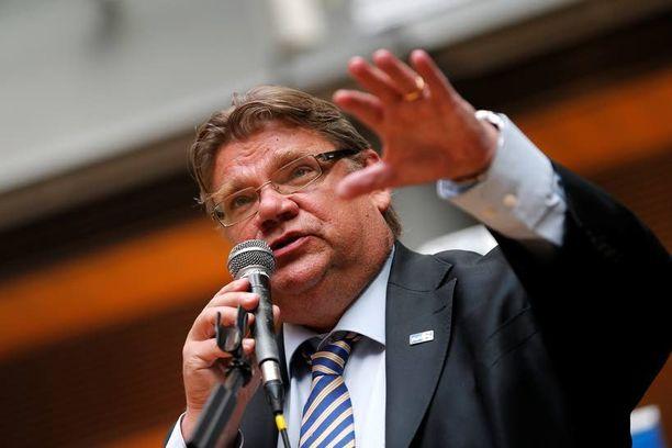 Timo Soini myöntää saaneensa myös jonkin verran kielteistä palautetta sanavalinnoistaan.