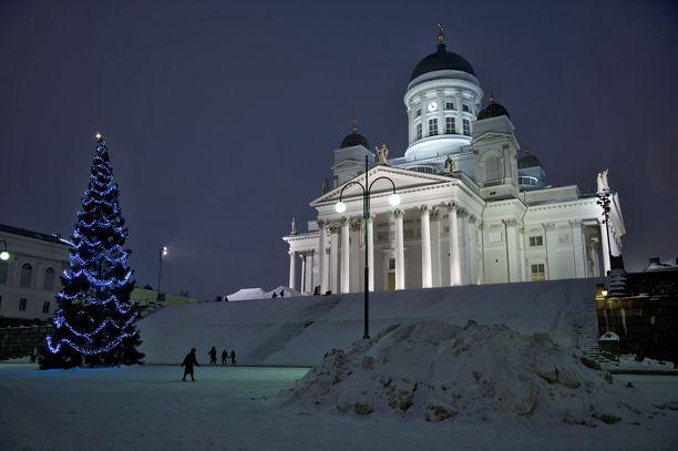BBC kutsuu Helsinkiä kaupungiksi, jossa ei ole kodittomia.