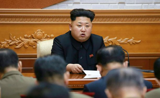 Koreoiden välit ovat viime aikoina jännittyneet. Kuvassa Pohjois-Korean hallitsija Kim Jong-un.